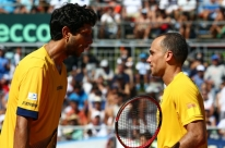 Melo e Soares desfalcam Brasil na Copa Davis contra a Austrália