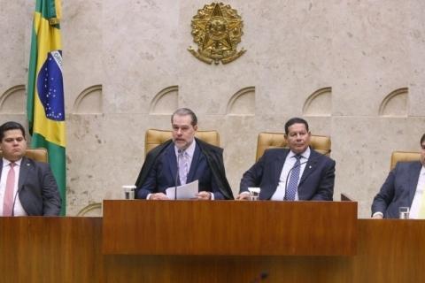 Toffoli abre ano judiciário dando ênfase à retomada econômica
