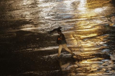 Chuvas causam morte e prejuízo no Rio de Janeiro