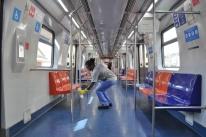 Coronavírus: Trensurb reforça limpeza para prevenir contaminação