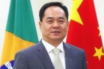 Embaixador da China no Brasil se reúne com empresários em Porto Alegre