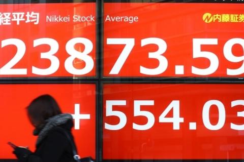 Bolsas asiáticas fecham majoritariamente em alta, de olho em reabertura econômica