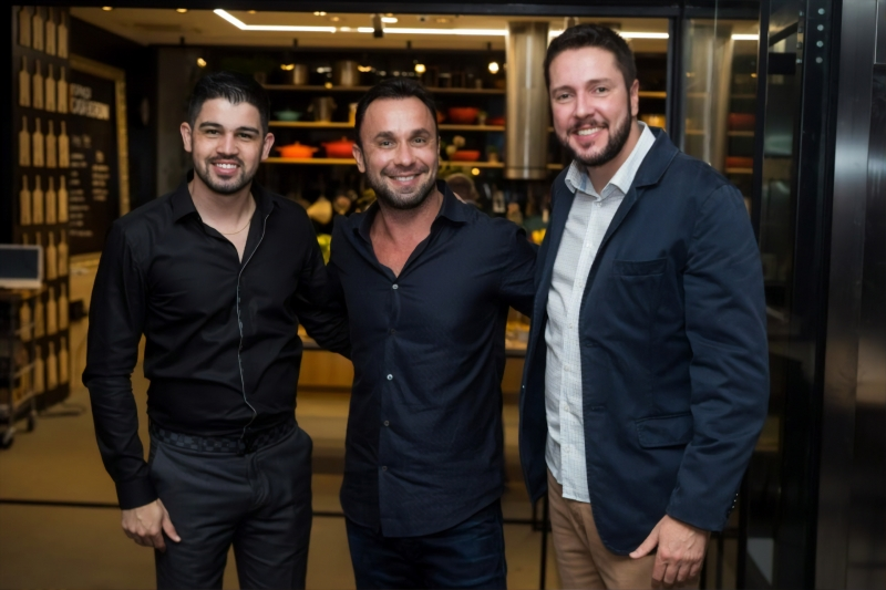 Américo, Toledo e Dimer investem em Marketing Internacional