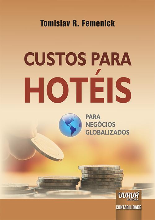 Custos para Hotéis - resenha contabilidade