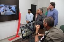 Sistema de videomonitoramento da cidade contará com 44 câmeras