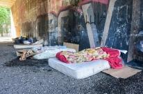 Número de pessoas em situação de rua aumenta no município