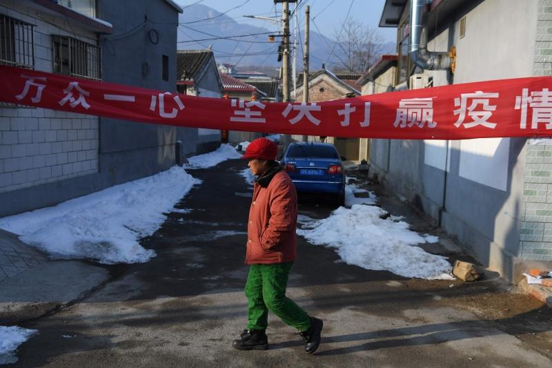 China tinha elevado hoje para 722 mortos e mais de 34 mil infectados