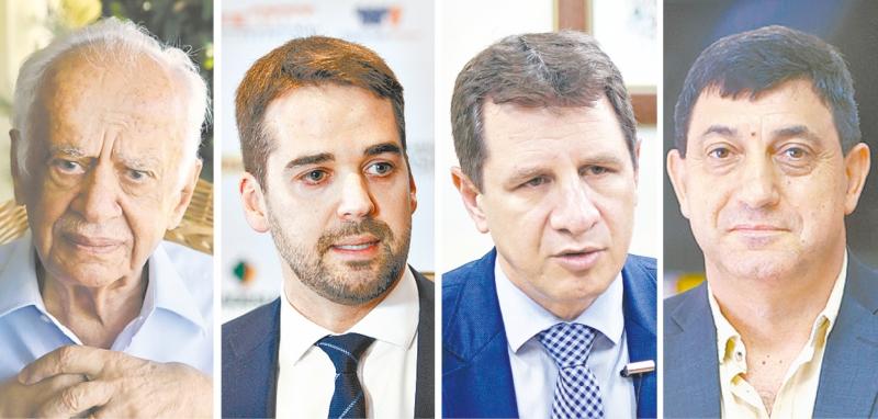 Simon sugere encontro de contas; Leite quer unidade; Polo debaterá o tema na Assembleia; Bruck organizará reunião