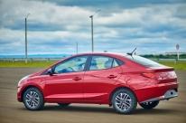 Hyundai Brasil inicia exportação da nova geração do HB20