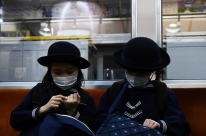 Coronavírus: Japão registra primeira morte pela doença