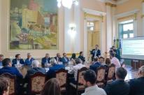 Em reunião, Granpal mostra rejeição a projeto dos ônibus