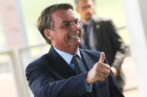 Bolsonaro é principal termo associado ao coronavírus no Twitter, diz FGV