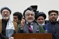 Abdullah e Ghani se declaram presidentes no Afeganistão