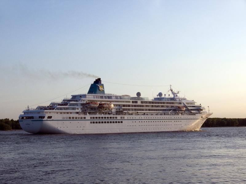 Porto do Rio Grande vem recebendo embarcações de turismo
