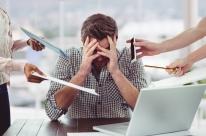 Casos de estresse e ansiedade no trabalho crescem em função dos reflexos da Covid