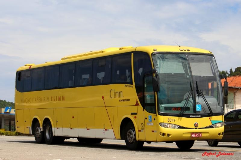 Famosa pelos ônibus amarelinhos, companhia possui atualmente uma frota de 573 veículos