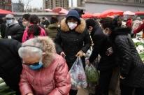Coronavírus: China registra menor número diário de infecções