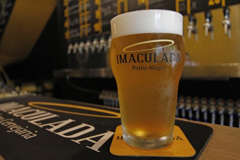 Entrevista com proprietários da Imaculada, cervejaria de Caxias do Sul que inaugurou uma unidade na Cidade Baixa.