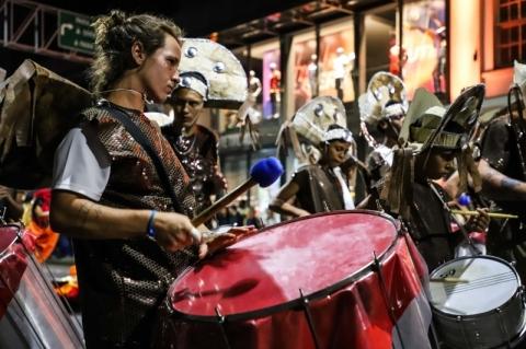 Escolas de samba de Caxias do Sul retomam os desfiles