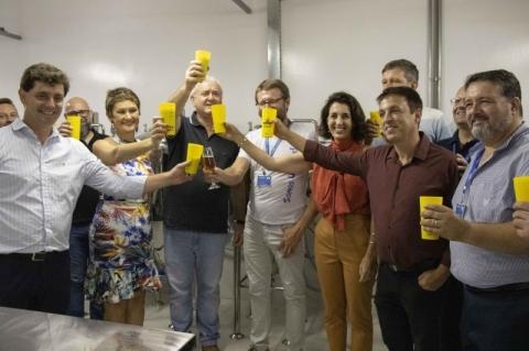 Laboratório Cervejeiro de Lajeado permite produção de cervejas artesanais