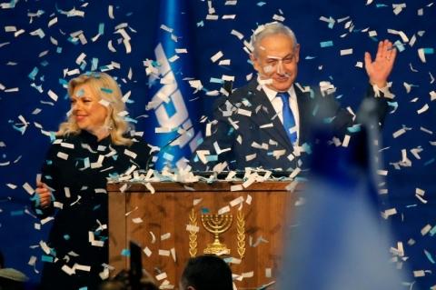Netanyahu vence, mas depende de acordos para governar