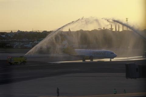 Companhia de voos low cost para Buenos Aires já opera em Porto Alegre