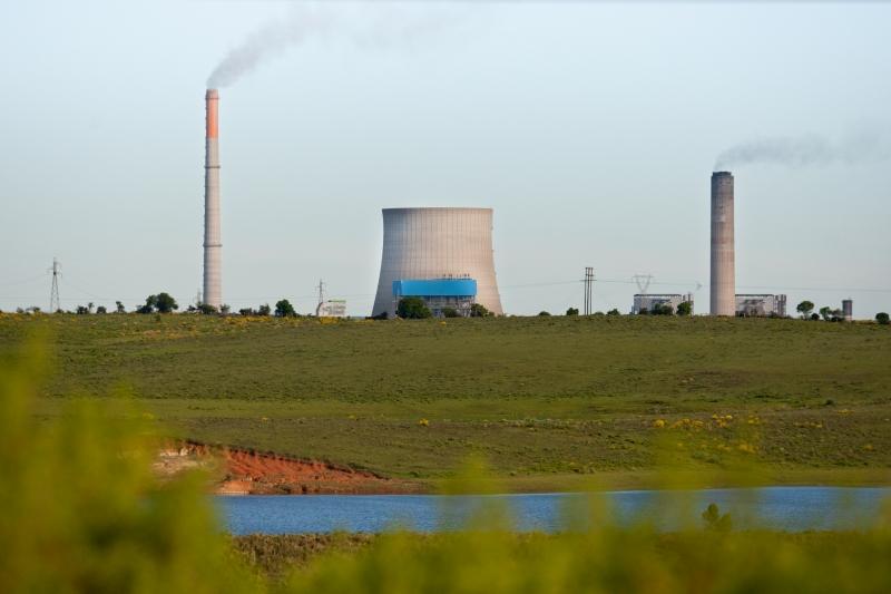 Cidade do Pampa gaúcho é conhecida por suas usinas termelétricas