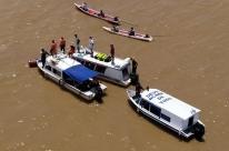 Equipes resgatam 22 corpos de vítimas de naufrágio no Amapá