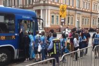 Grêmio propõe linha de ônibus exclusiva para mulheres em dias de jogo