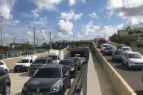 Trincheira da Ceará é liberada para tráfego em Porto Alegre