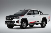 Toyota lança nova edição da picape Hilux GR-S