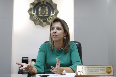 'Sozinha, a segurança pública não diminuirá os feminicídios', afirma chefe de Polícia