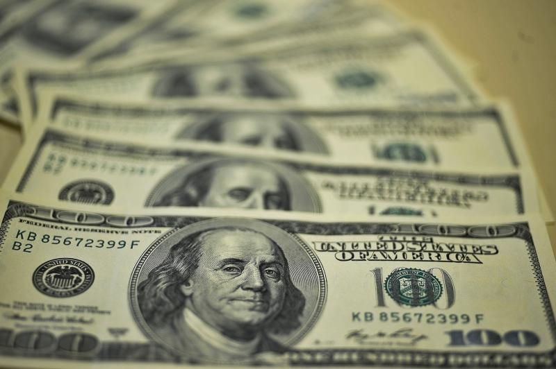 O dólar à vista atingiu máxima a R$ 5,5332 (+2,74%)