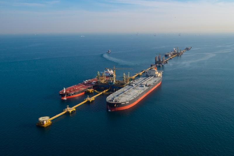 нефтеналивные танкеры Саудовской Аравии