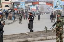 Ataque em evento político deixa 32 mortos em Cabul