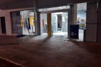Ataques a banco mobilizam forte ação policial no Rio Grande do Sul