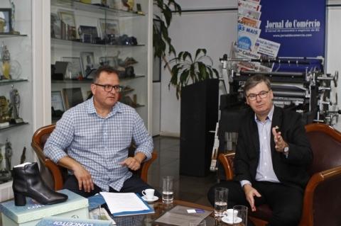 Fimec apresenta novidades do setor coureiro-calçadista a empresários