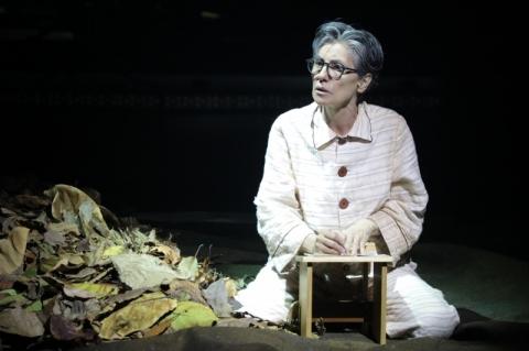 Cássia Kis leva a poesia de Manoel de Barros para os palcos