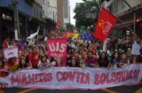 Atos pelo Dia da Mulher têm crítica ao presidente