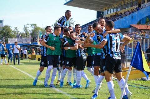 Grêmio vence o Pelotas por 1 a 0 na Boca do Lobo