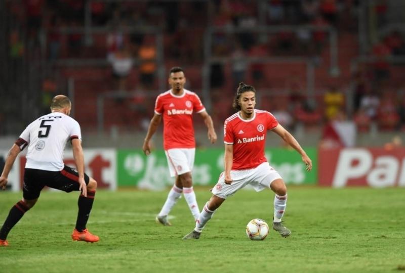 A partida ocorreu no estádio Beira-Rio, em Porto Alegre