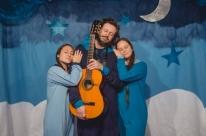 Espetáculo infantil 'Cuidado que ronca' tem duas sessões no fim de semana