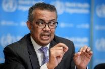OMS diz continuar vendo uma escalada na pandemia em nível global