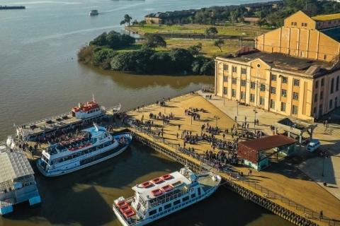 Porto Alegre: passeios de barco pelo Lago Guaíba atraíram 160 mil pessoas em 2019