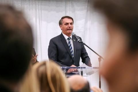 Bolsonaro diz nos EUA que houve 'fraude' no 1º turno da eleição de 2018