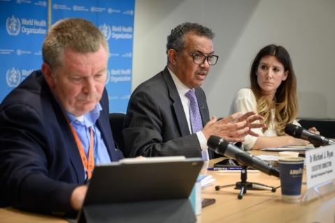 Divergência entre governos prejudica combate à pandemia, diz OMS