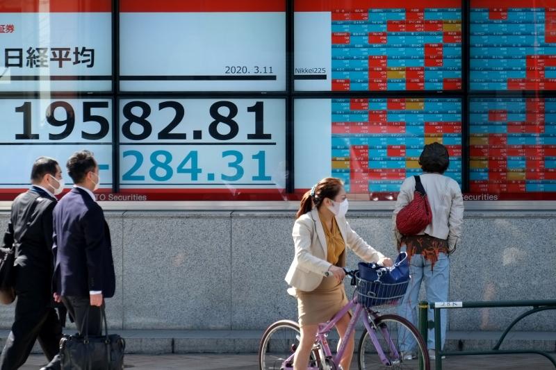 Principal índice acionário chinês, o Xangai Composto subiu 1,61% hoje, a 2.745,62 pontos