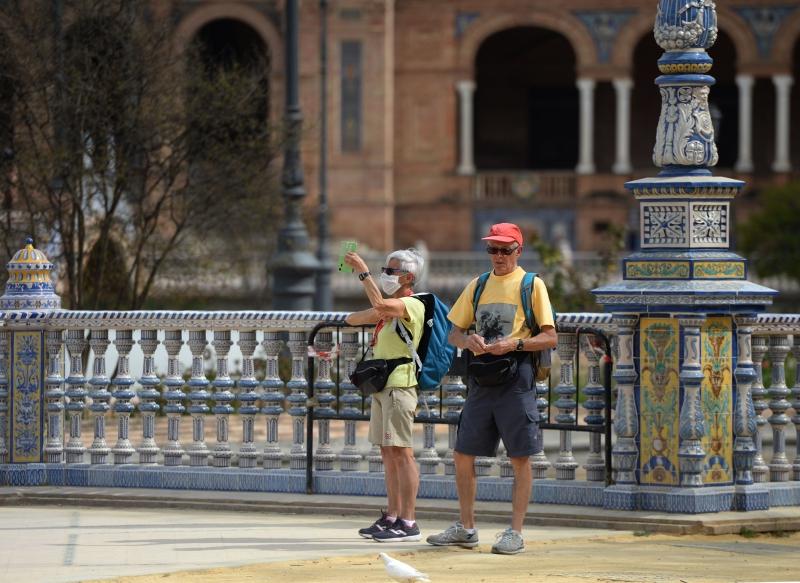 Segundo país da Europa com o maior número de infectados, a Espanha reportou mais 552 casos nesta quarta-feira