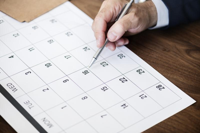 Mudanças no calendário da CVM estão sendo feitas para reduzir os efeitos negativos da pandemia da Covid-19