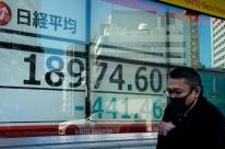 Bolsas asiáticas fecham majoritariamente em alta